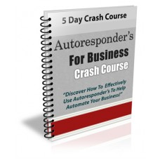 Autoresponders For Business Crash Course With PLR